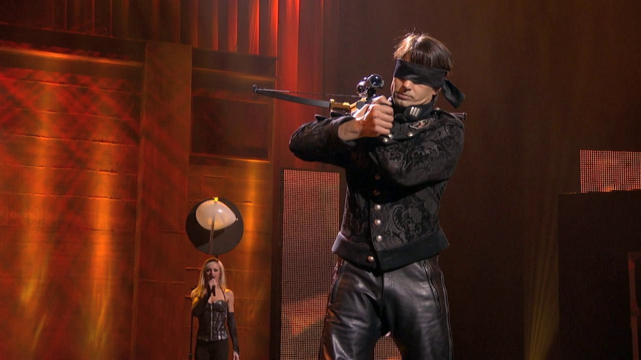 America's Got Talent: Cross Bow Thriller