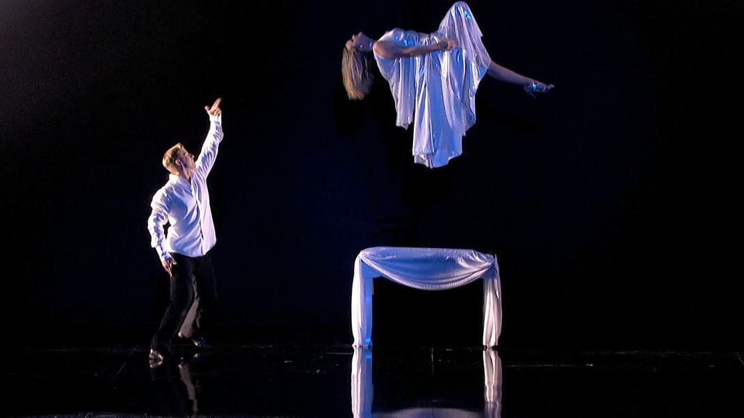 America's Got Talent: She Can Float