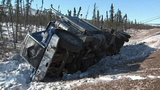 Ice Road Truckers: Deadly Melt