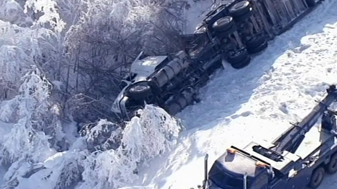 Ice Road Truckers: Convoy To Hell