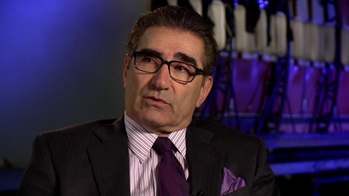 Tyler Perry's Madea's Witness Protection: Eugene Levy On Doris Roberts