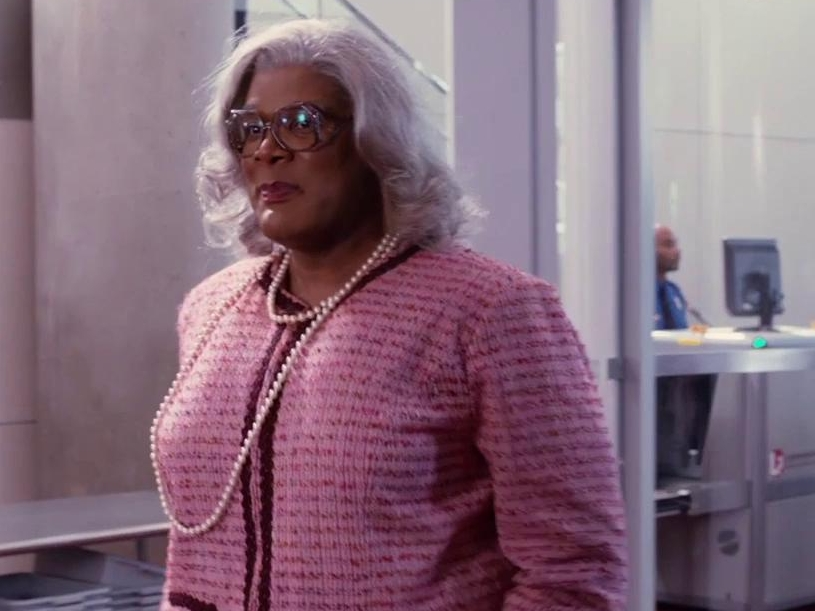 Tyler Perry's Madea's Witness Protection: Airport Security