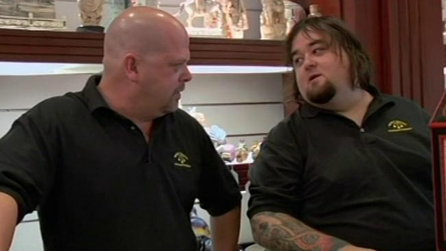 Pawn Stars: The Eagle Has Landed