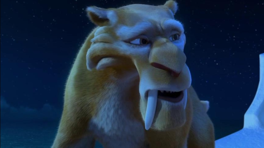 Ice Age: Continental Drift: Diego In Love
