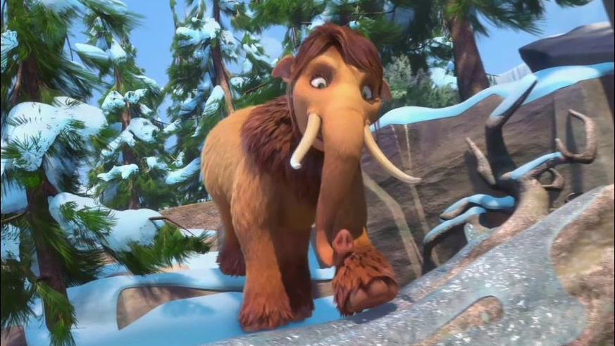 Ice Age: Continental Drift: The Falls