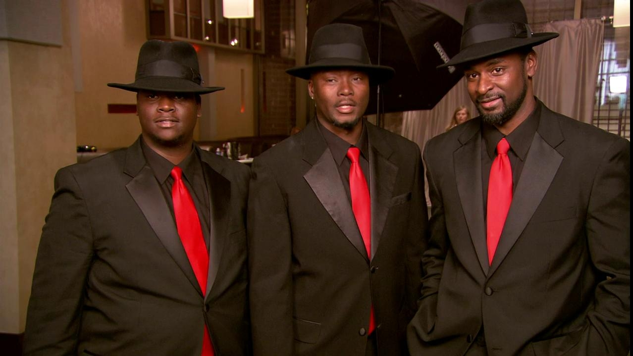 America's Got Talent: The Distinguished Men Of Brass