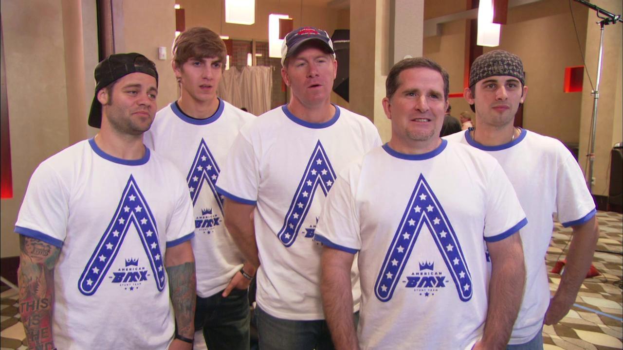 America's Got Talent: American Bmx Stunt Team