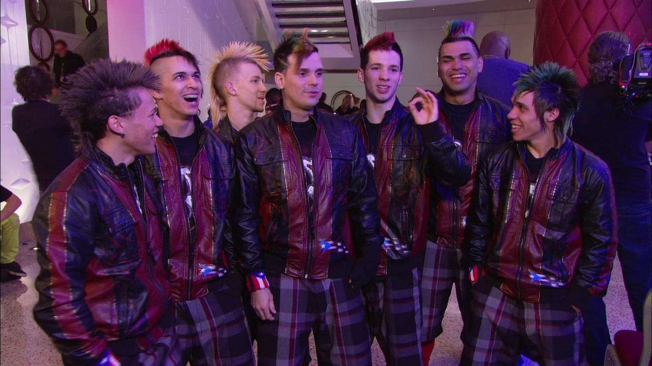 America's Got Talent: 787 Crew