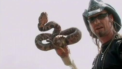 Billy The Exterminator: Deadly Snake On The Loose!
