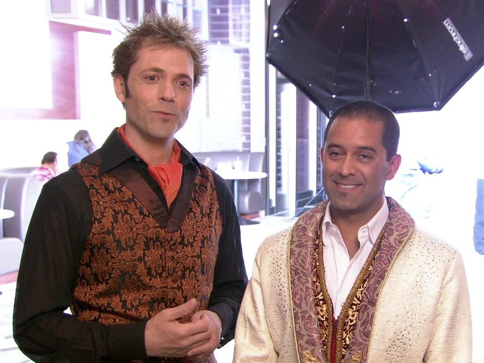 America's Got Talent: Jarrett & Raja