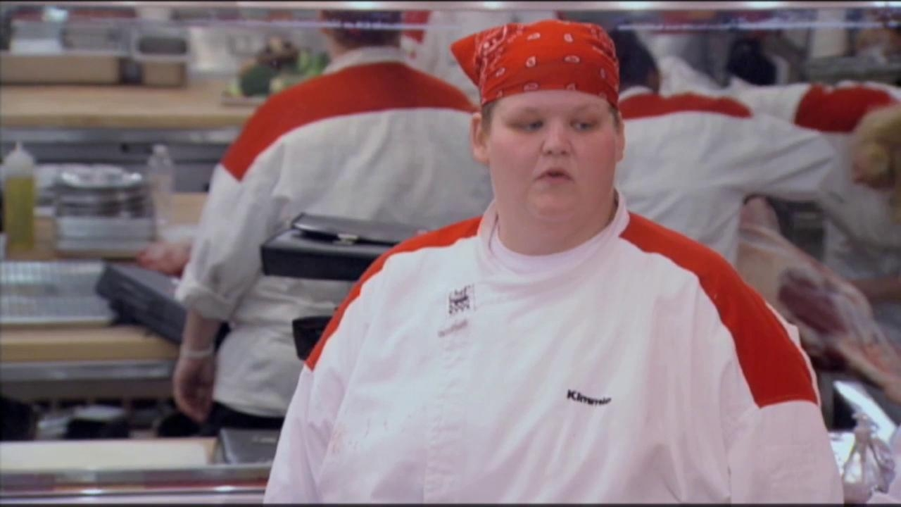 Hell's Kitchen: Kimmie And Robyn Don't Mix