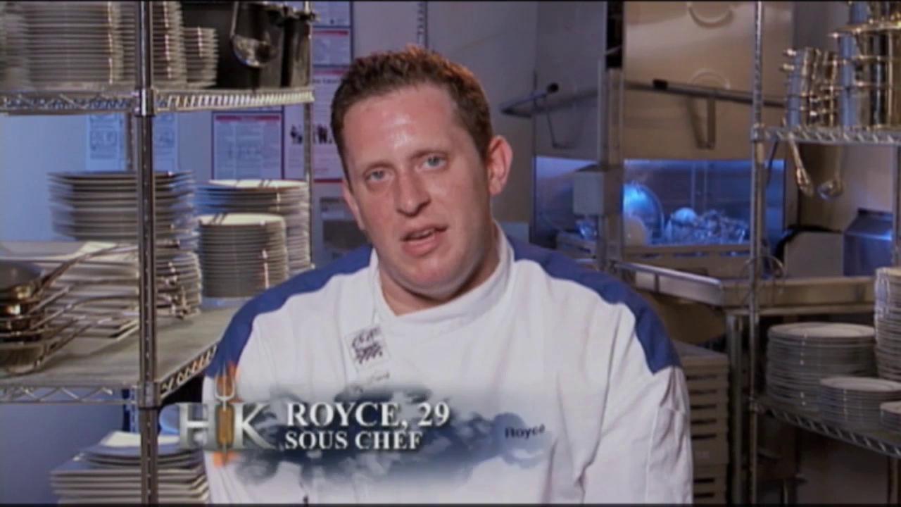 Hell's Kitchen: 11 Chefs Compete: Part 1