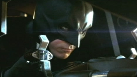 Batman Begins Scene: Hold On!