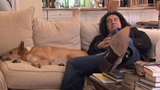 Gene Simmons Family Jewels: You Always Hurt The Ones You Love
