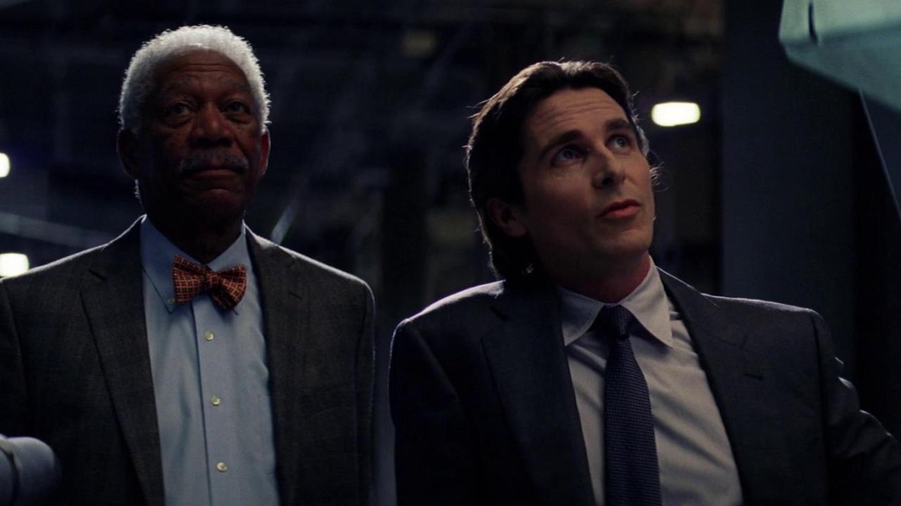 The Dark Knight Rises: Retired (TV Spot)