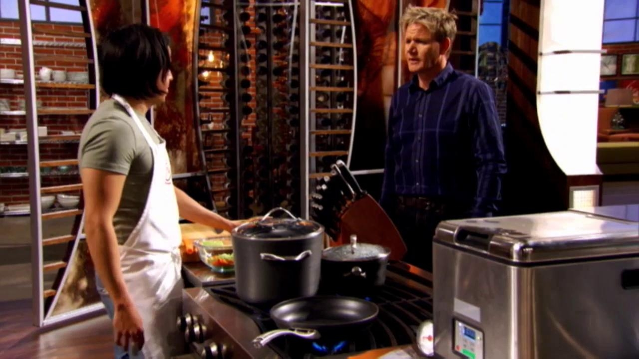 Masterchef: Chef Ramsay Wants To Know What Tali Is Going To Do
