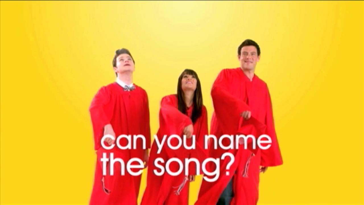 Glee: Test Your Glee Mark Salling