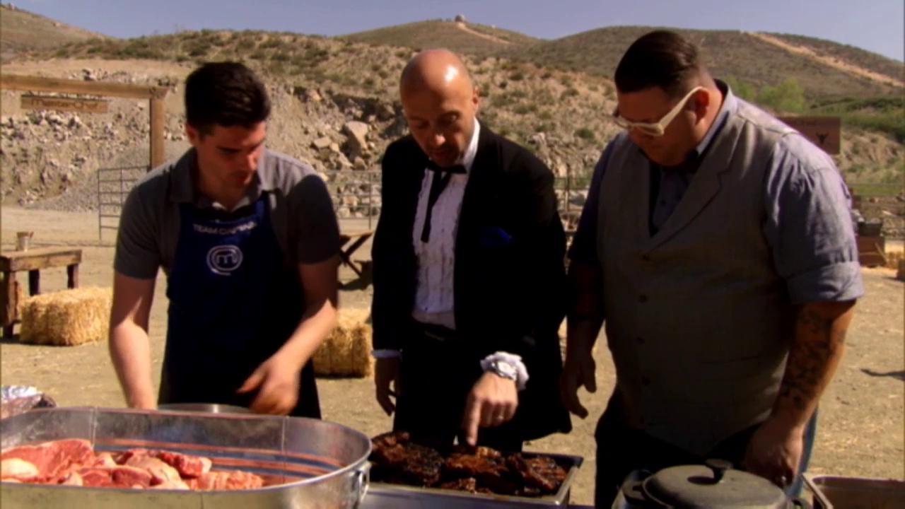 Masterchef: Joe Knows Steak