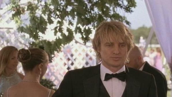 Wedding Crashers Scene: Stage Five Clinger