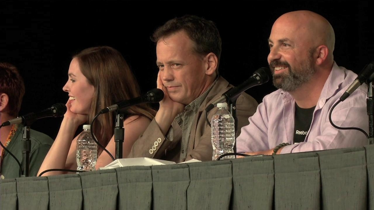 American Dad!: Cc 2012 Panel 3 Questions Pt2