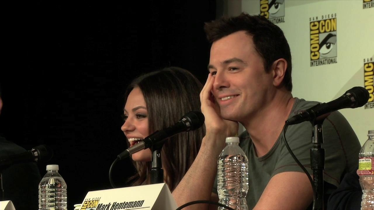 Family Guy: Cc 2012 Panel 1 Season 9 Highlights