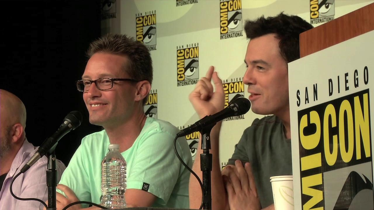 American Dad!: Cc 2012 Panel 2 Questions Pt1