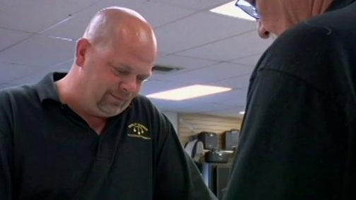 Pawn Stars: Sink Or Sell
