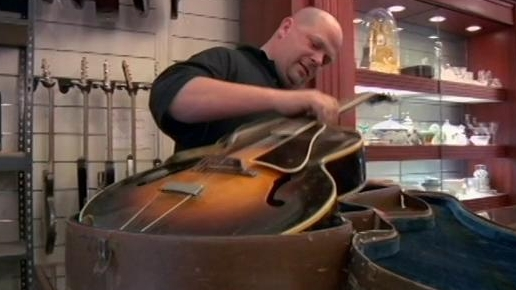 Pawn Stars: Gangsters & Guitars