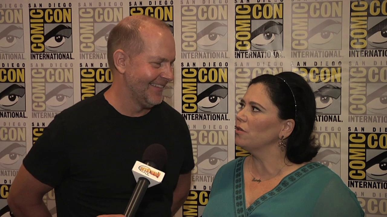 Family Guy: Cc 2012 Press 1 Henry Borstein Interview