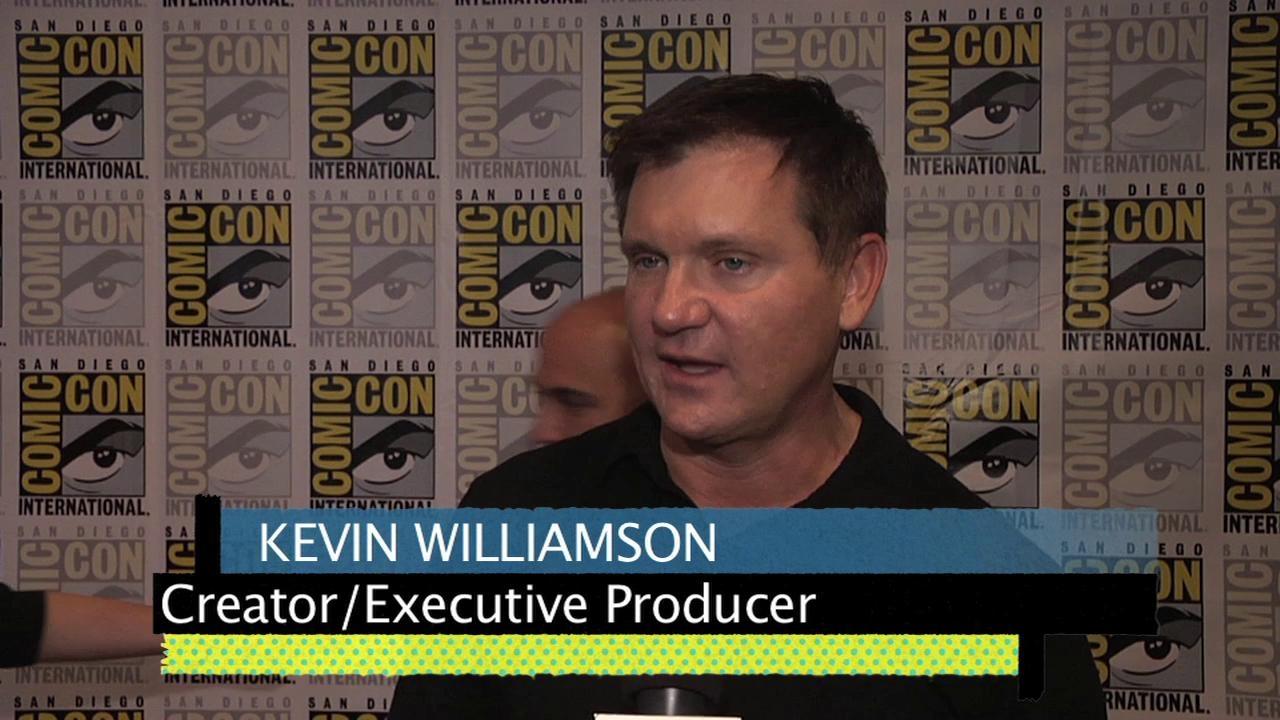 The Following: Cc 2012 Press Kevin Williamson