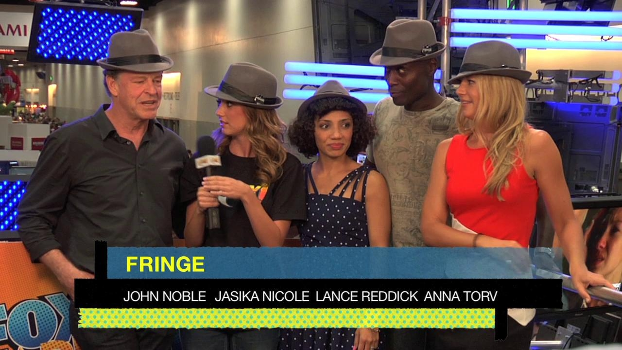 Fringe: Booth Interview
