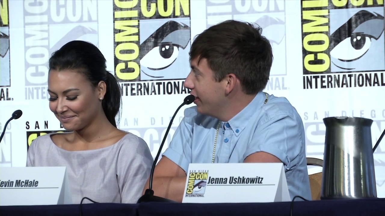 Glee: Cc 2012 Panel 5 Other Folks