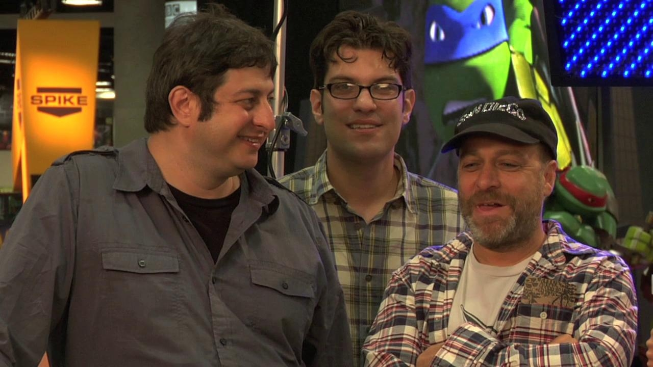 Bob's Burgers: Cc 2012 Booth Interview