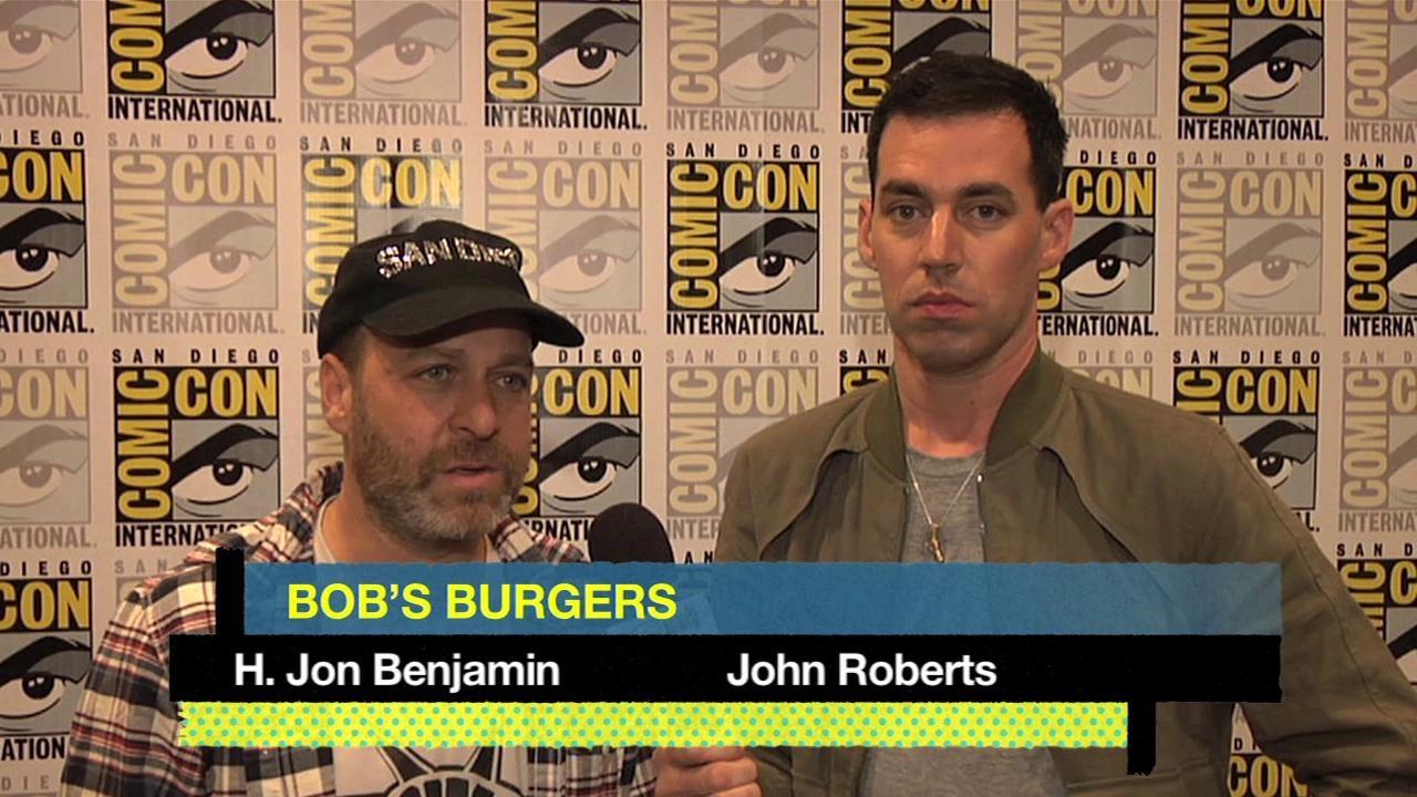 Bob's Burgers: Cc 2012 Press 2