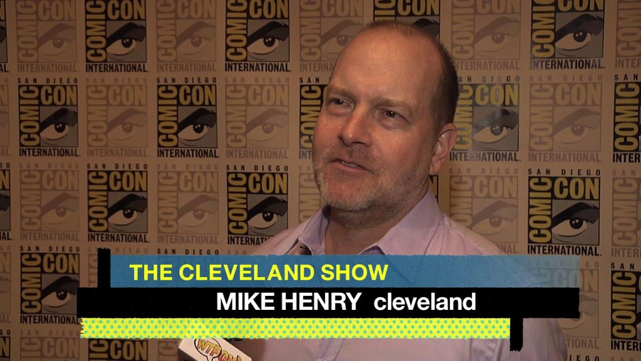 The Cleveland Show: Cc 2012 Press 1 Rich Appel Mike Henry