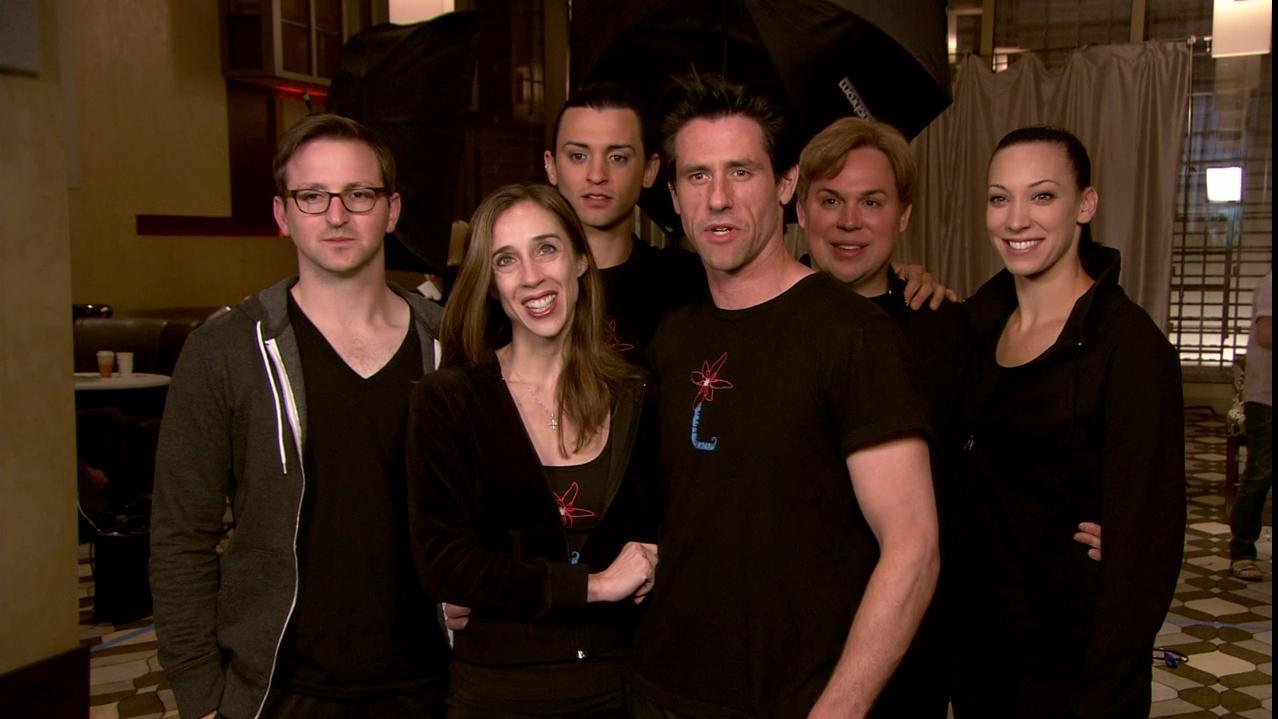 America's Got Talent: Interview Excerpts Lightwire Theater