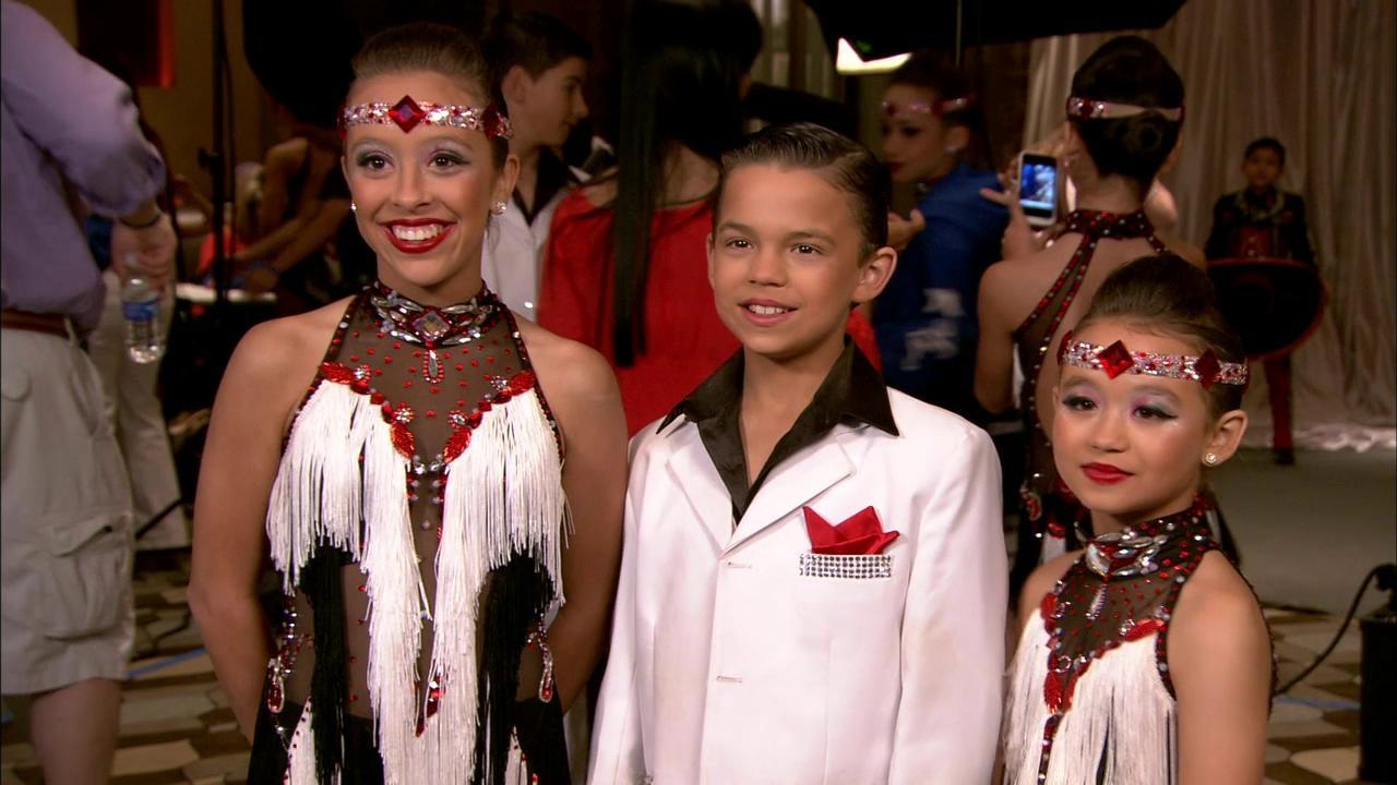 America's Got Talent: Interview Excerpts The Untouchables