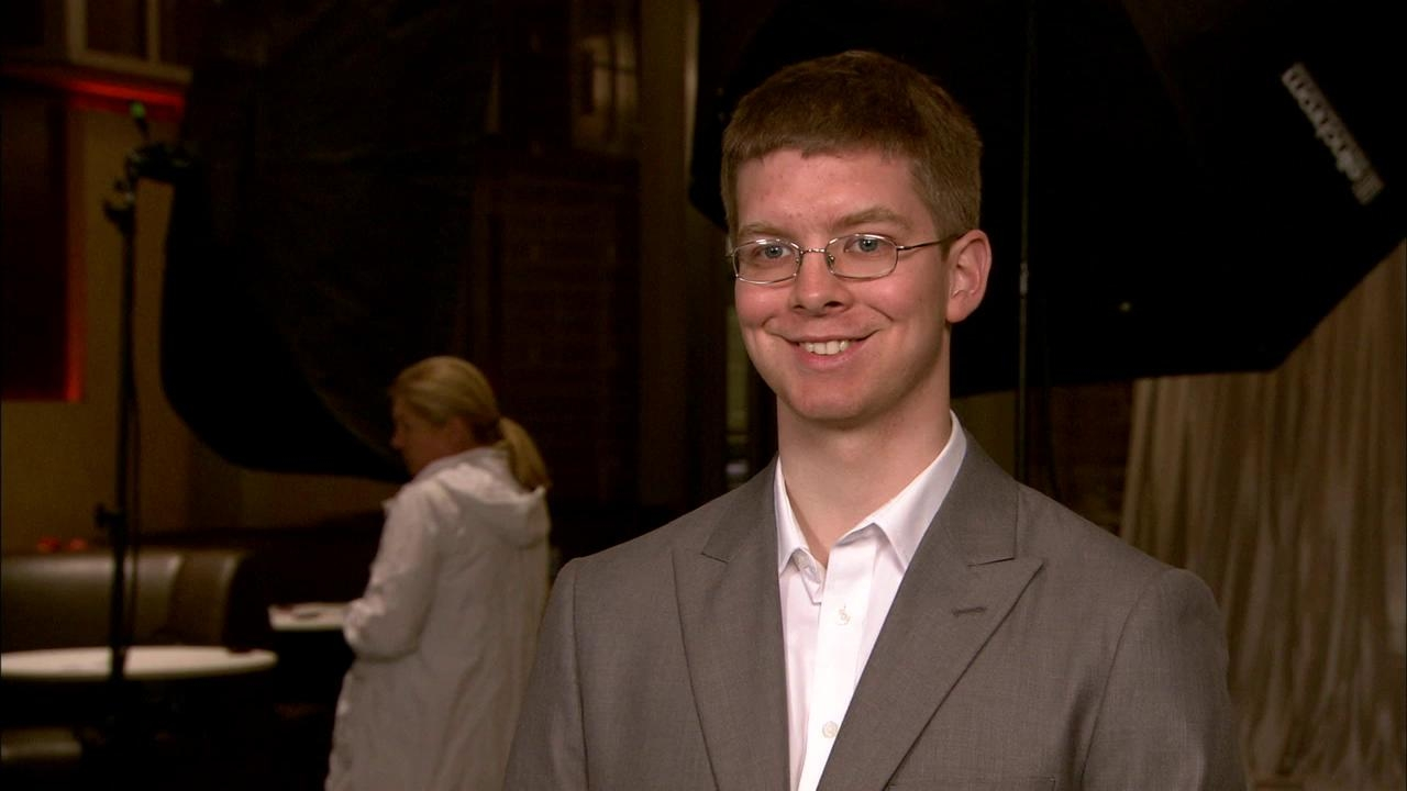 America's Got Talent: Interview Excerpts Jacob Williams