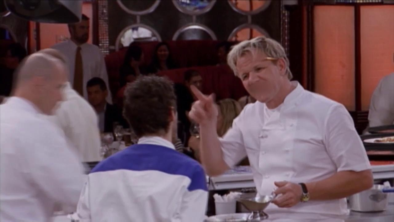 Hell's Kitchen: Where Are Brian's Onions