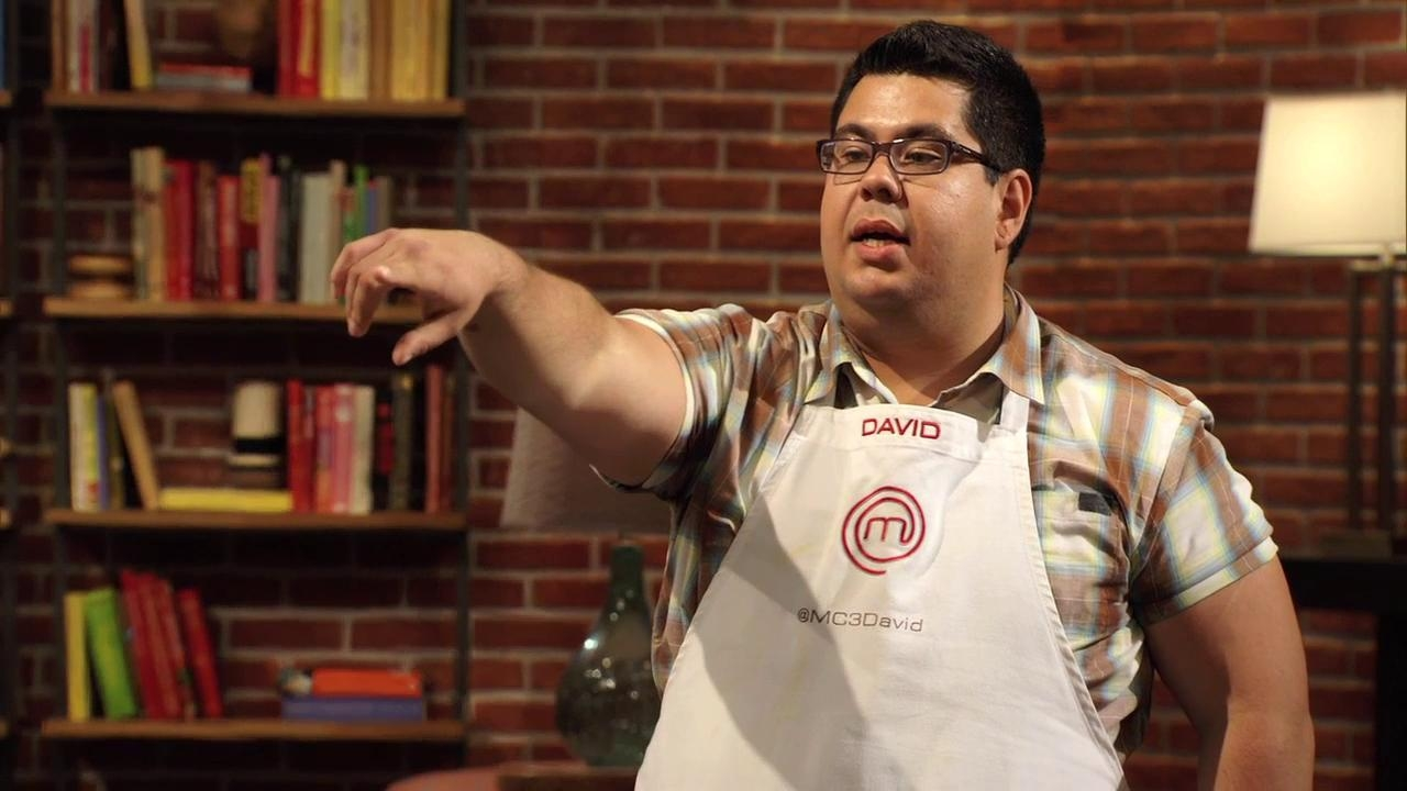 Masterchef: Back And Forth