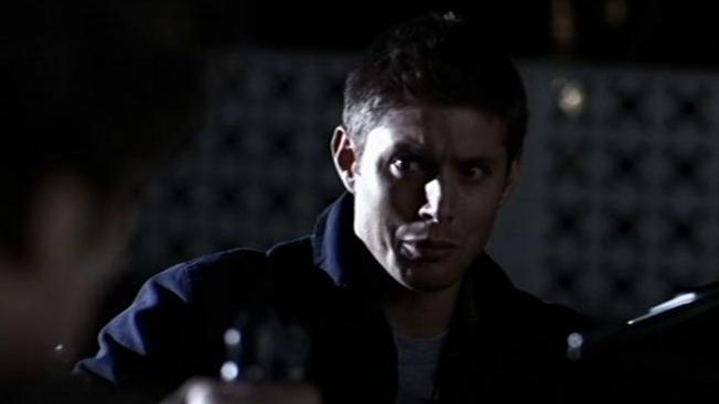 Supernatural: Skin