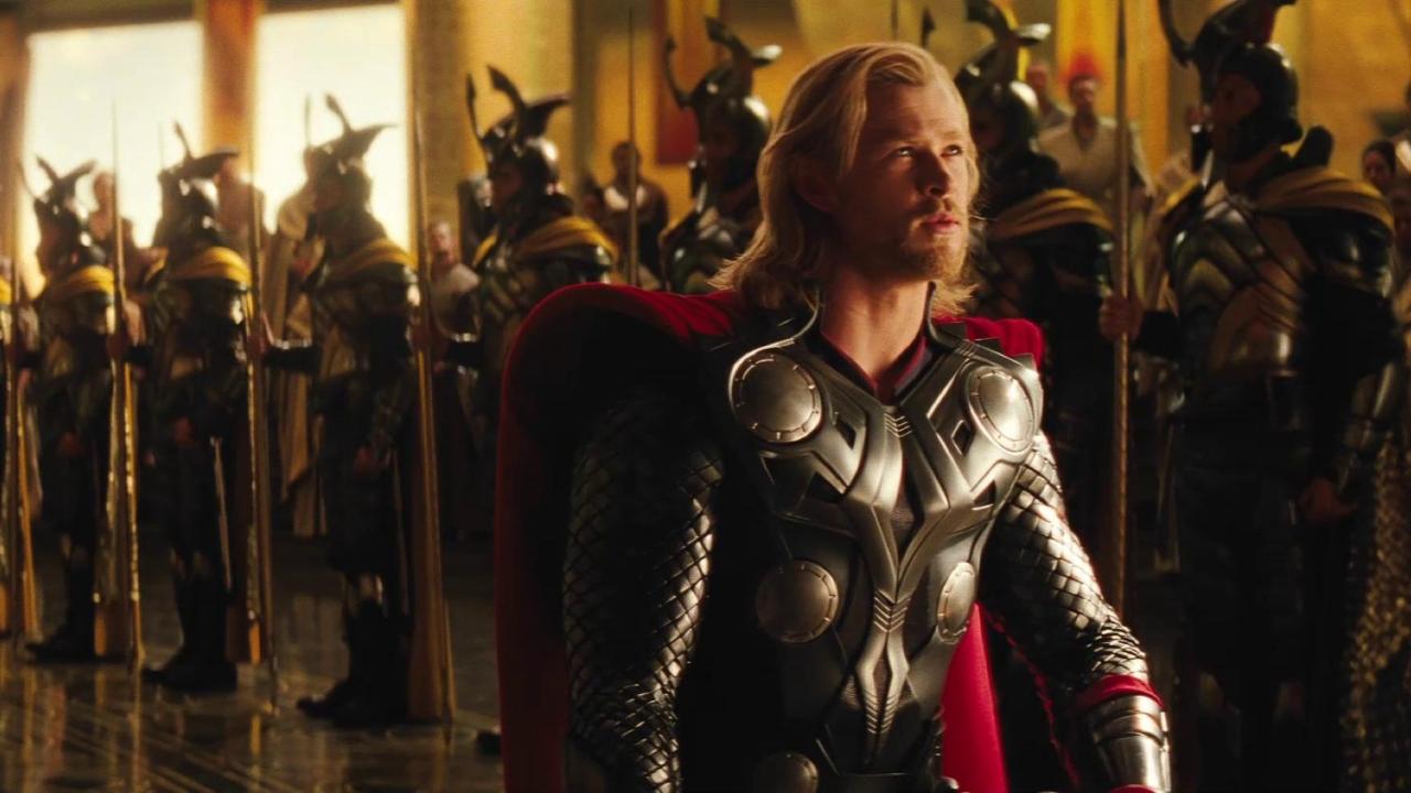 Thor (UK Imax Trailer 5)