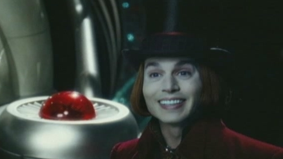 Charlie And The Chocolate Factory Scene: Sounds Like My Kind Of Gum