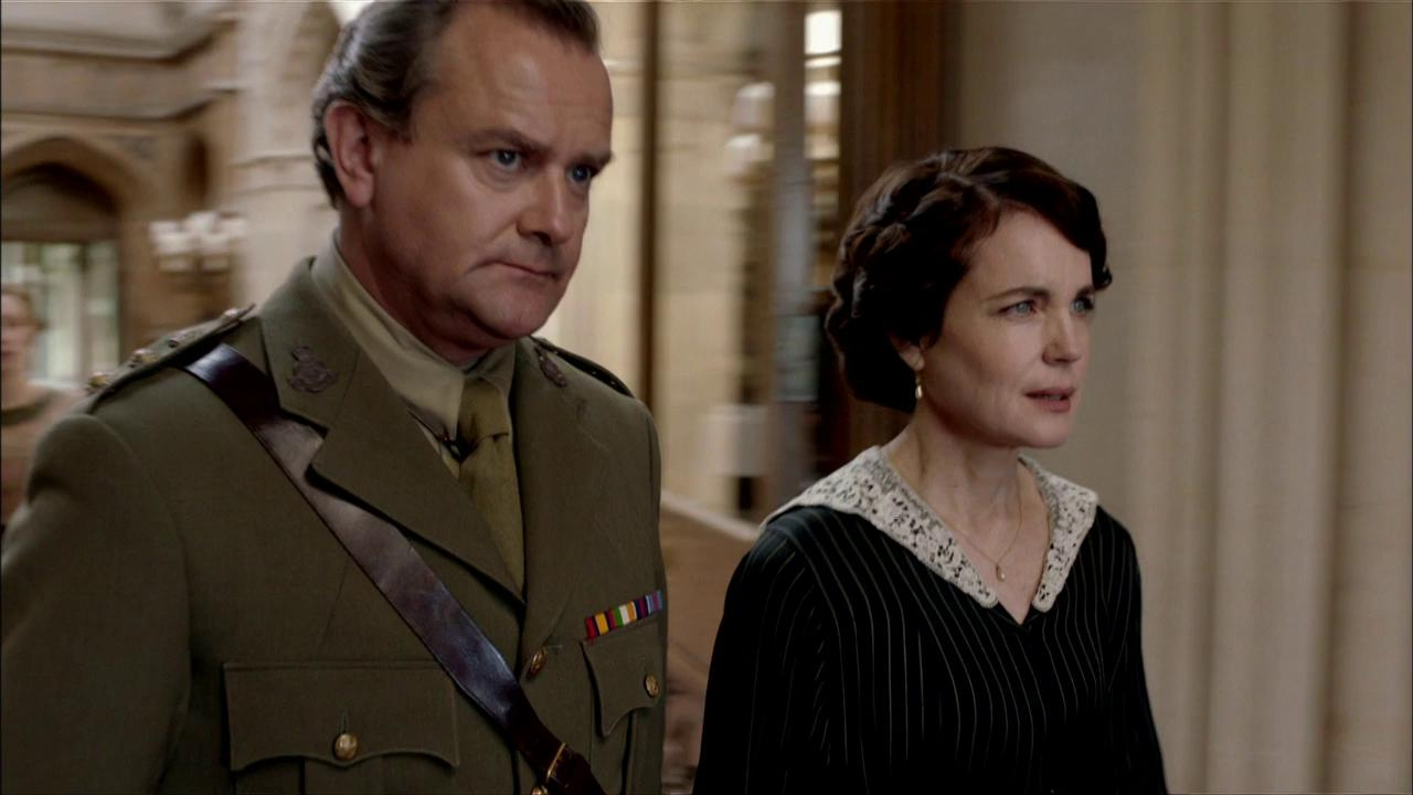 Downton Abbey: Soldiers Return