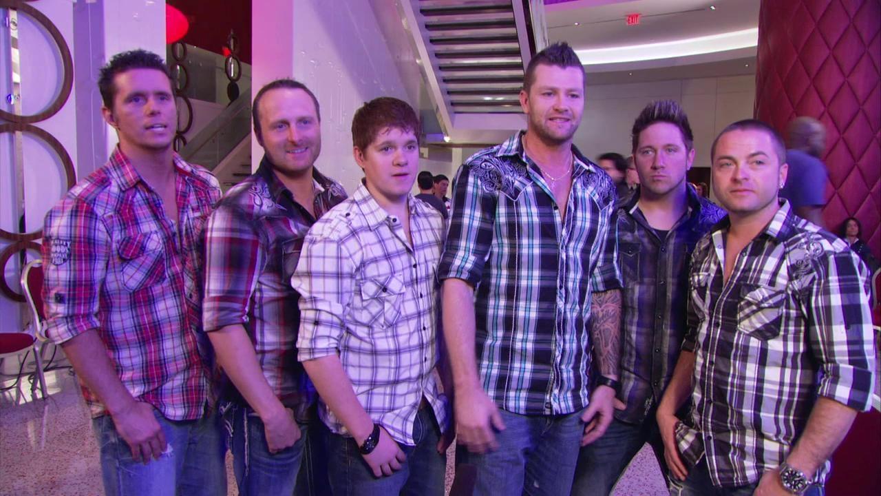 America's Got Talent: Interview 6 6 Lads