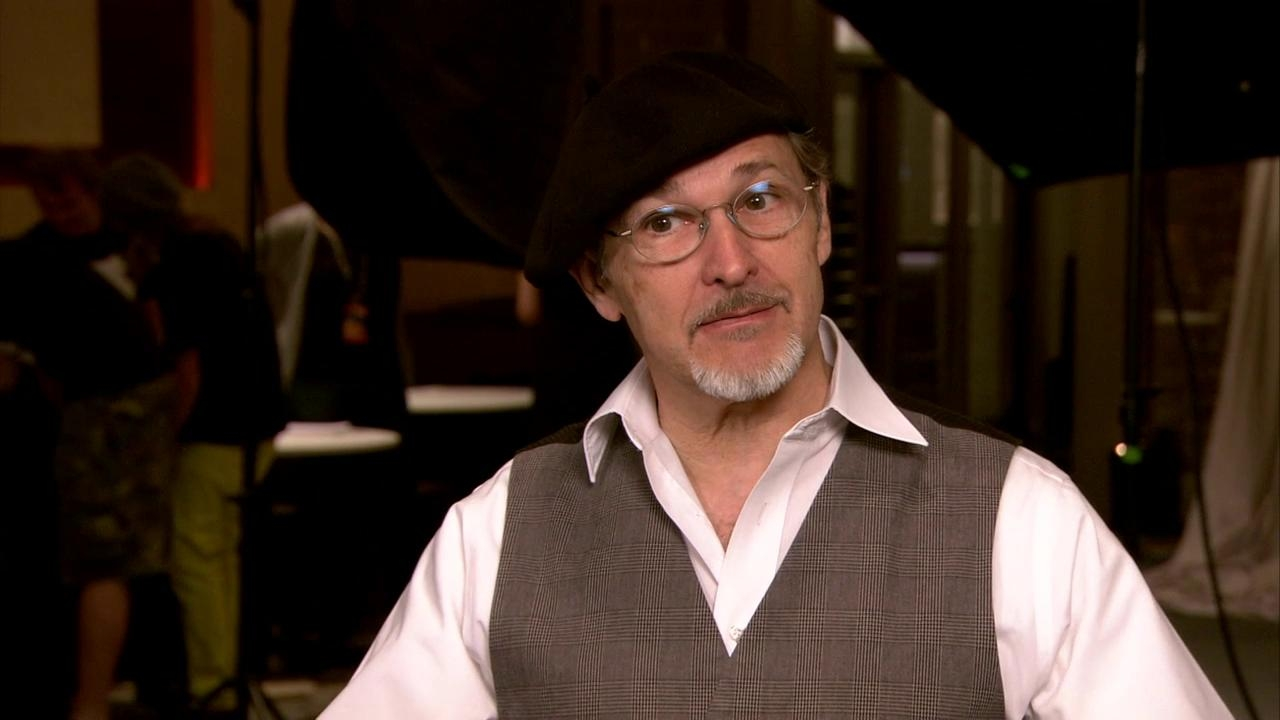 America's Got Talent: Interview 4 Joe Castille Sand Art