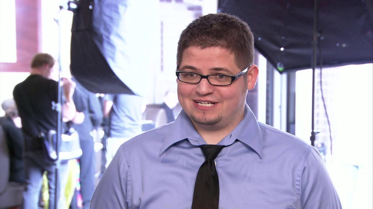 America's Got Talent: Interview 5 Mind Reader
