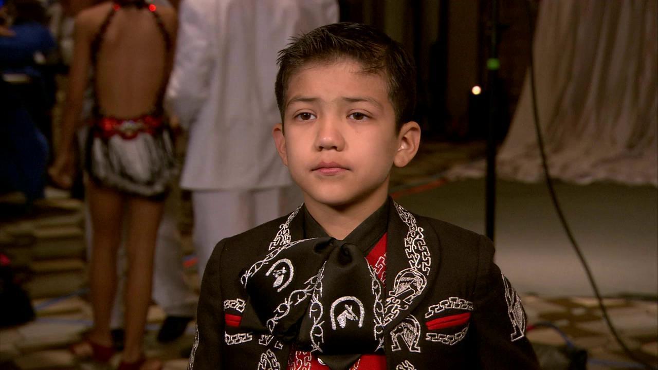 America's Got Talent: Interview 10 Sebastian De LA Cruz