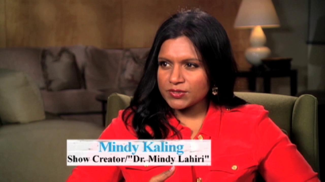The Mindy Project: A Minute With Mindy Taking The Lead