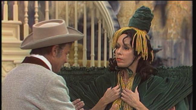 The Carol Burnett Show: Fashionweek Went With The Wind Opt 2